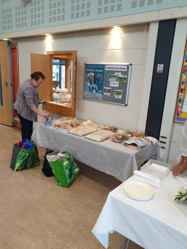 Openday4 - FOOD available